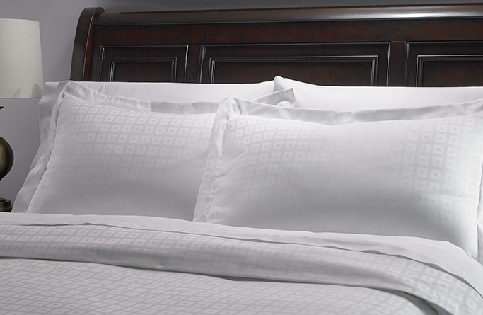Cubed Pillow Shams Gaylord Hotels Store