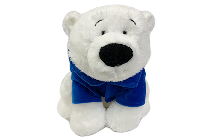 ICE! Plush Polar Bear