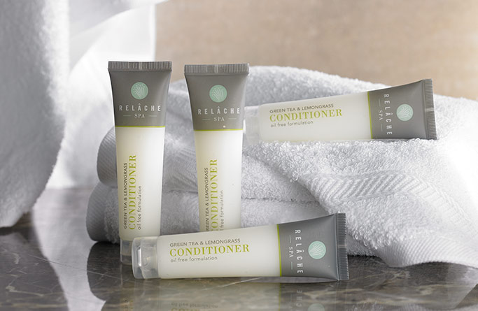 Green Tea & Lemongrass Travel Sets
