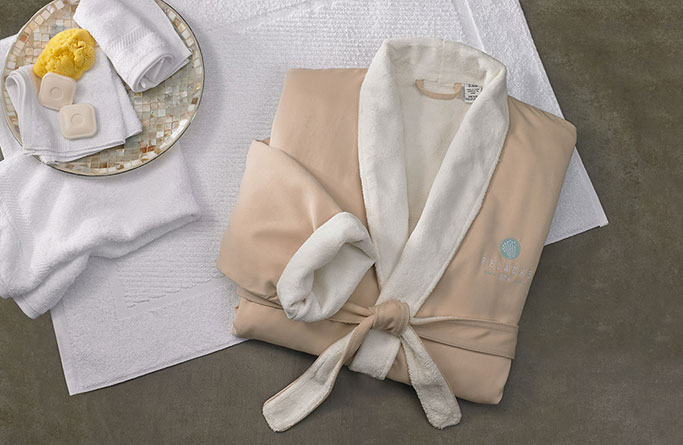 ac0705c711 Relâche Spa Microfiber Robe - Gaylord Hotels Store